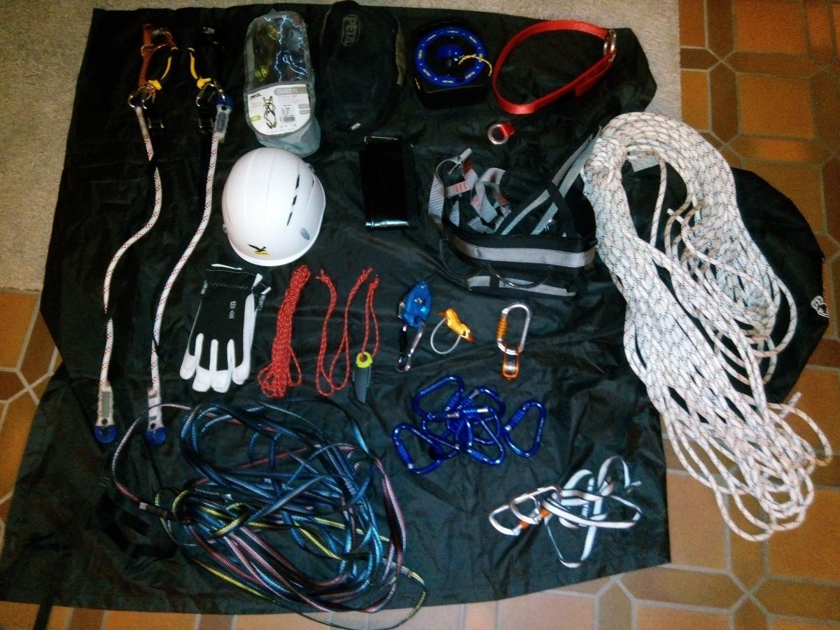 Kletterausrüstung T5 : Ausrüstung t bekleidung swissgeocacheforum